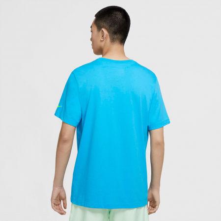 Pánské tričko - Nike NSW SS TEE SWOOSH PK 2 M - 2