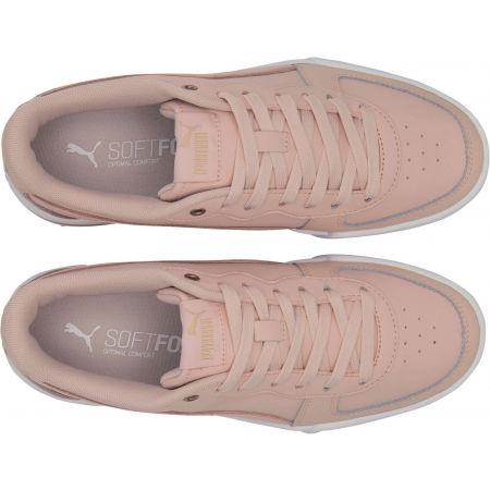 Women's leisure shoes - Puma SKYE METALIC - 4