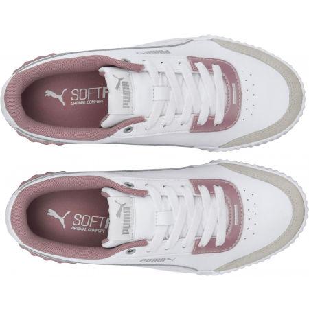 Дамски обувки за свободното време - Puma CARINA LIFT PEARL - 4