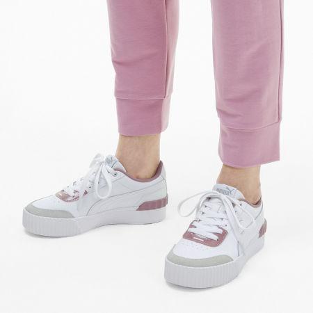 Дамски обувки за свободното време - Puma CARINA LIFT PEARL - 7