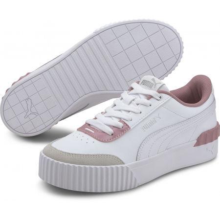 Дамски обувки за свободното време - Puma CARINA LIFT PEARL - 1
