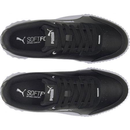 Dámská volnočasová obuv - Puma CARINA LIFT SNAKE - 4