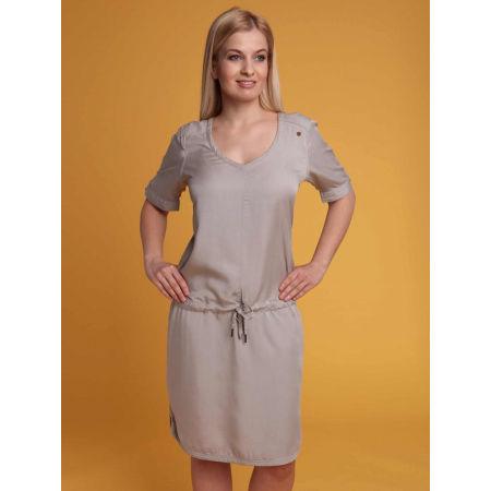 Women's dress - Loap NADYN - 2