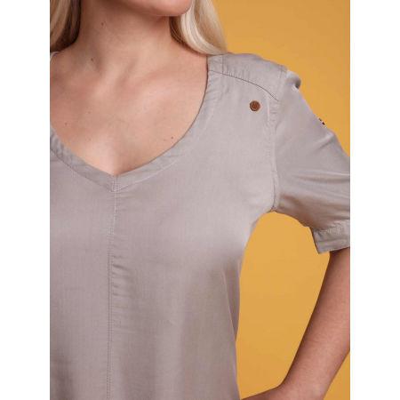 Women's dress - Loap NADYN - 4