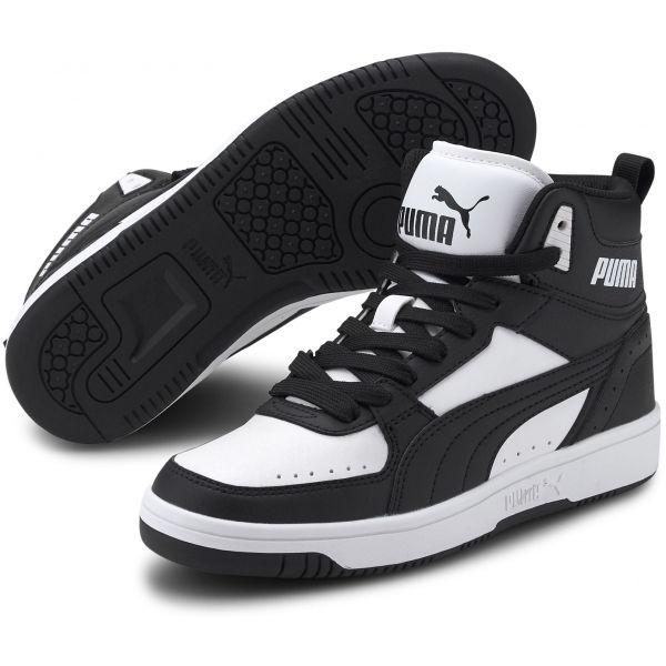Puma REBOUND JOY JR  4 - Fiú szabadidőcipő