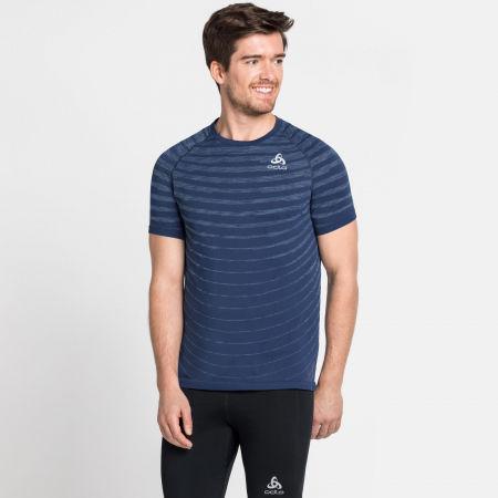 Koszulka męska - Odlo T-SHIRT S/S CREW NECK BLACKCOMB PRO - 3