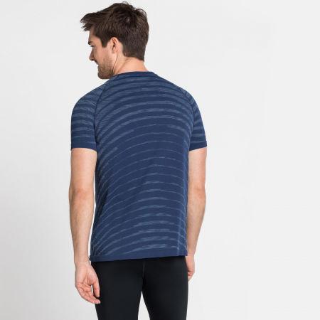 Koszulka męska - Odlo T-SHIRT S/S CREW NECK BLACKCOMB PRO - 4