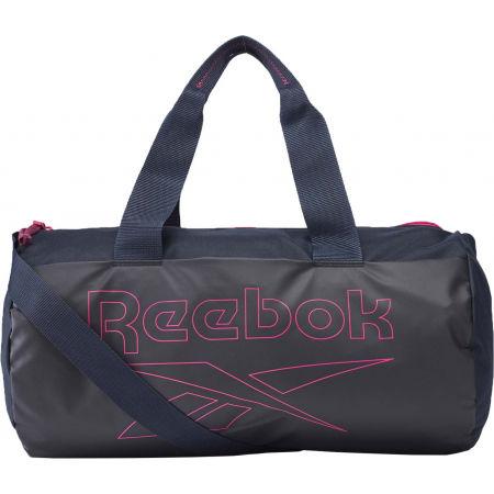 Reebok W ESSENTIALS CYLINDER BAG - Geantă fitness damă