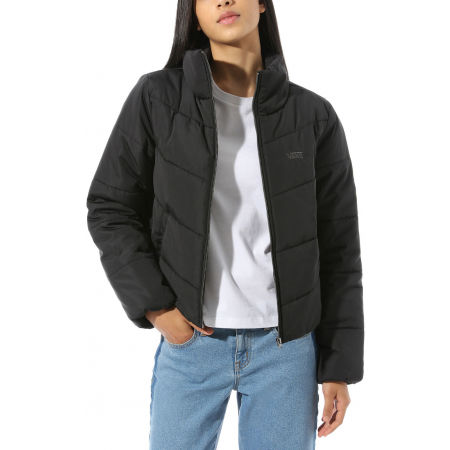 Women's winter jacket - Vans WM FOUNDRY V PUFFER MTE - 3