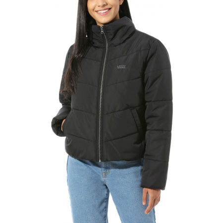 Women's winter jacket - Vans WM FOUNDRY V PUFFER MTE - 2