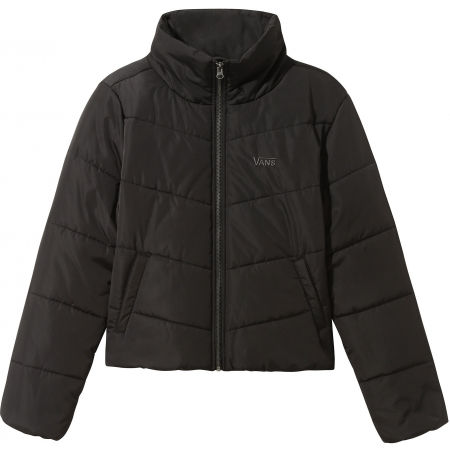Women's winter jacket - Vans WM FOUNDRY V PUFFER MTE - 1