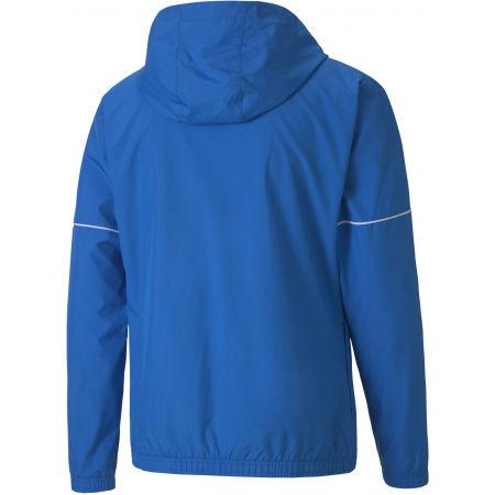 Men's sports jacket - Puma TEAM GOAL RAIN JACKET - 2
