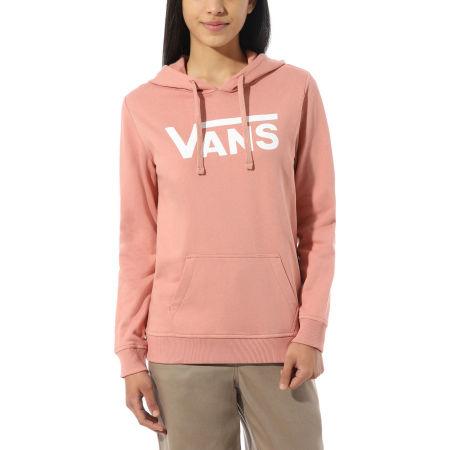 Women's sweatshirt - Vans WM CLASSIC V II HOODIE - 2
