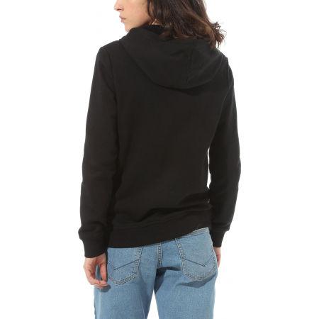 Women's sweatshirt - Vans WM CLASSIC V II HOODIE - 3