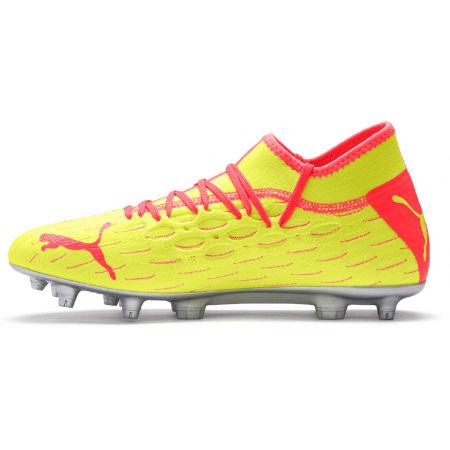 Men's football shoes - Puma FUTURE 5.2 NETFIT OSG FG-AG - 3