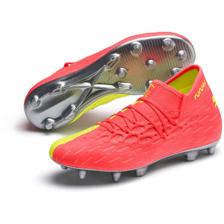 Puma FUTURE 5.2 NETFIT OSG FG-AG - Men's football shoes