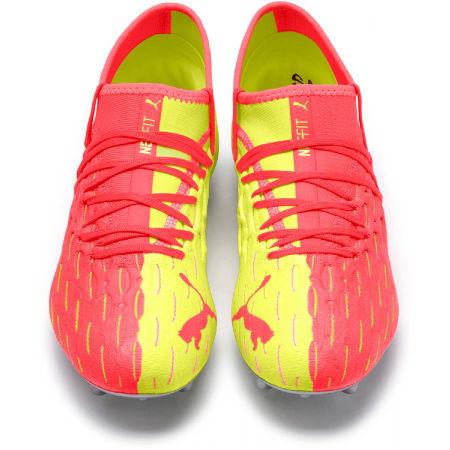 Men's football shoes - Puma FUTURE 5.2 NETFIT OSG FG-AG - 4