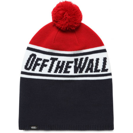 Vans BY OFF THE WALL POM BEANIE BOYS DRESS - Chlapčenská zimná čiapka