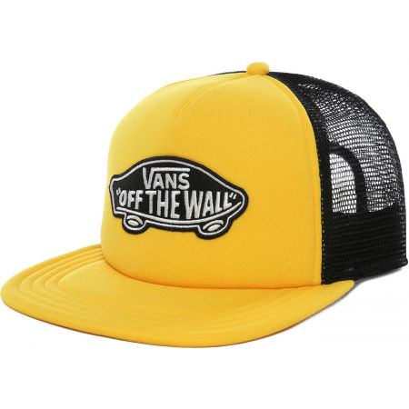 Men's trucker hat - Vans MN CLASSIC PATCH TRUCKER - 1