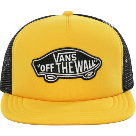 Men's trucker hat - Vans MN CLASSIC PATCH TRUCKER - 2