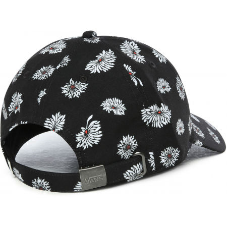 Дамска шапка с козирка - Vans WM COURT SIDE PRINTED HAT BEAUTY FLORAL - 3