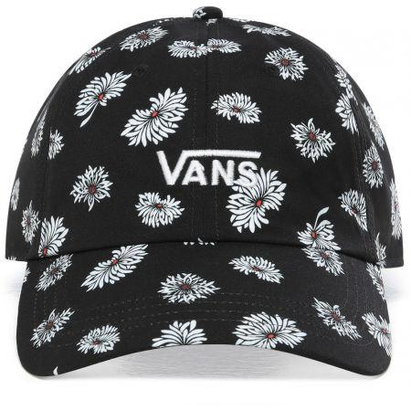 Дамска шапка с козирка - Vans WM COURT SIDE PRINTED HAT BEAUTY FLORAL - 2
