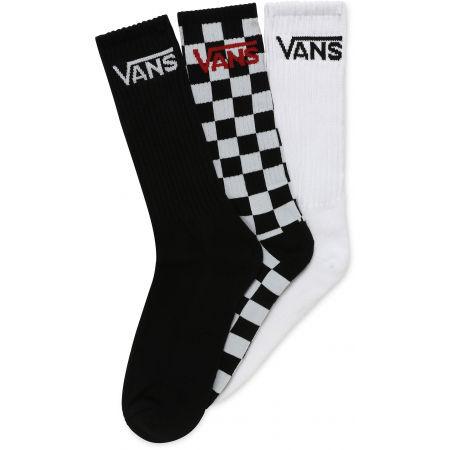 Vans MN CLASSIC CREW 9.5-13 3PK - Men's socks