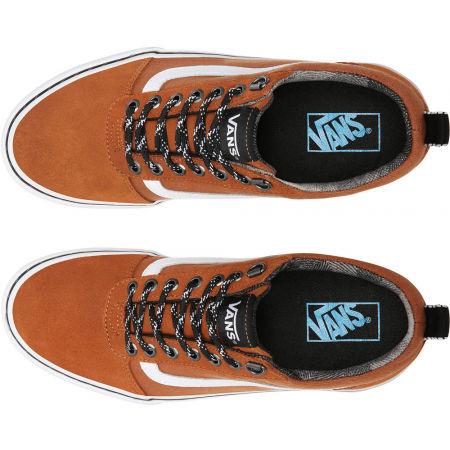 Men's low-top sneakers - Vans MN WARD - 4