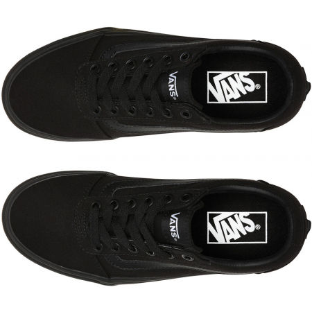 Women's sneakers - Vans WARD PLATFORM - 4