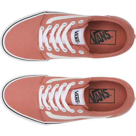 Women's low-top sneakers - Vans WM WARD - 4