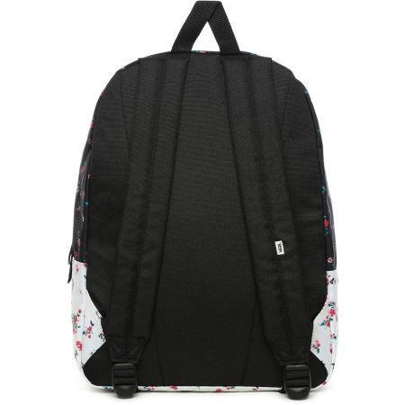 Dámsky batoh - Vans WM REALM CLASSIC BACKPACK BEAUTY FLORAL PATCHWORK - 4