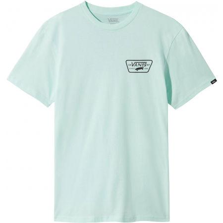 Pánske tričko - Vans MN FULL PATCH BACK SS - 1