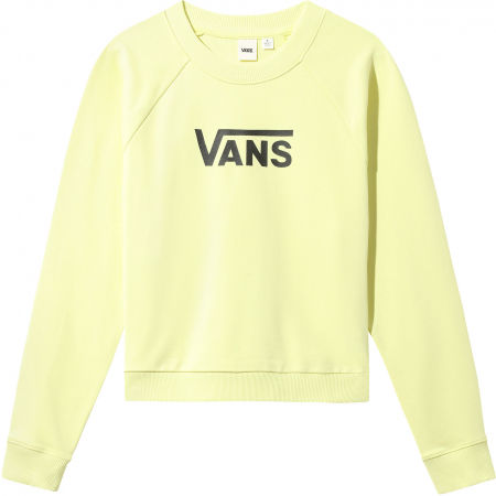 Women's sweatshirt - Vans WM FLYING V FT BOXY CREW - 1