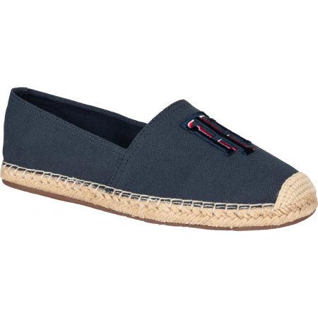 Tommy Hilfiger NAUTICAL TH BASIC ESPADRILLE - Női espadrille cipők