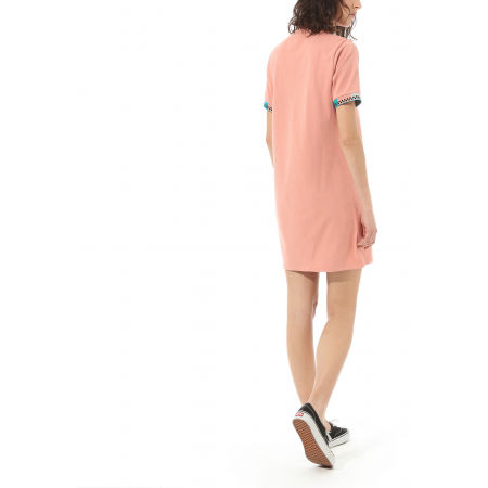 Дамска рокля - Vans WM HI ROLLER TRI CHECK DRESS - 3