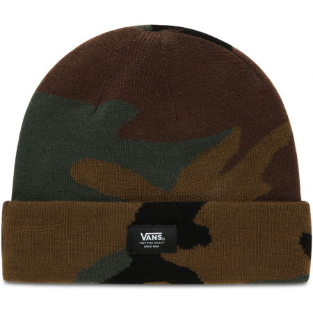 Men's winter beanie - Vans MN MTE CUFF BEANIE - 1