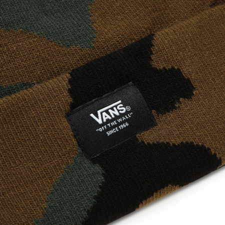 Men's winter beanie - Vans MN MTE CUFF BEANIE - 2