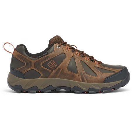 Pánská trailová obuv - Columbia PEAKFREAK XCRSN II LOW LTHR - 2