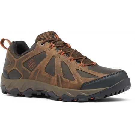 Columbia PEAKFREAK XCRSN II LOW LTHR - Încălțăminte de trail bărbați