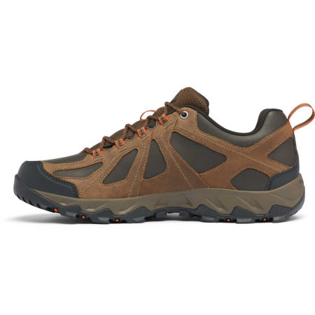Pánská trailová obuv - Columbia PEAKFREAK XCRSN II LOW LTHR - 3