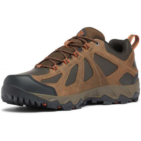 Men's trail shoes - Columbia PEAKFREAK XCRSN II LOW LTHR - 8