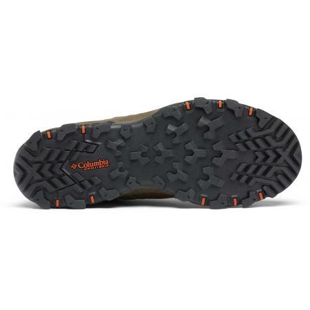 Pánská trailová obuv - Columbia PEAKFREAK XCRSN II LOW LTHR - 5