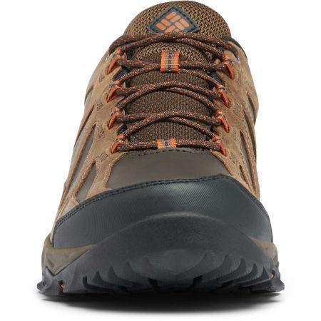 Men's trail shoes - Columbia PEAKFREAK XCRSN II LOW LTHR - 6
