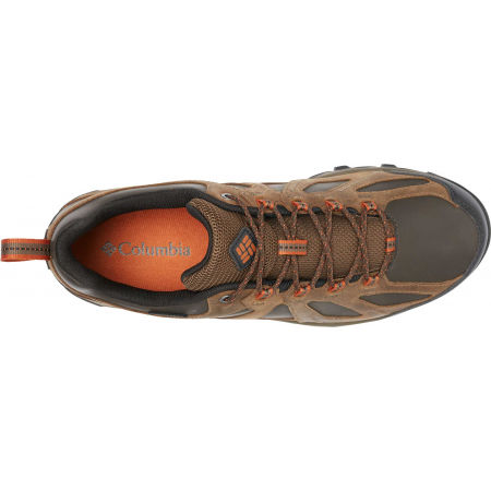 Pánská trailová obuv - Columbia PEAKFREAK XCRSN II LOW LTHR - 4