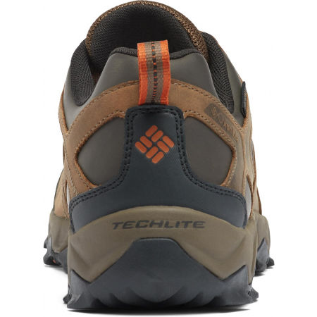 Pánská trailová obuv - Columbia PEAKFREAK XCRSN II LOW LTHR - 7