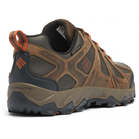 Pánská trailová obuv - Columbia PEAKFREAK XCRSN II LOW LTHR - 9