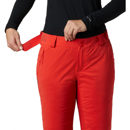 Women's insulated ski trousers - Columbia BACKSLOPE INSULATED PANT - 4