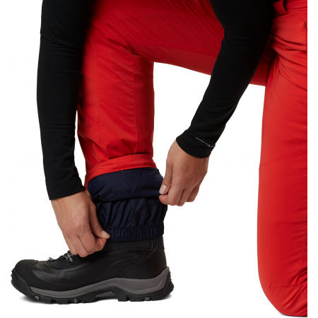 Women's insulated ski trousers - Columbia BACKSLOPE INSULATED PANT - 7