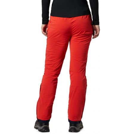 Women's insulated ski trousers - Columbia BACKSLOPE INSULATED PANT - 3