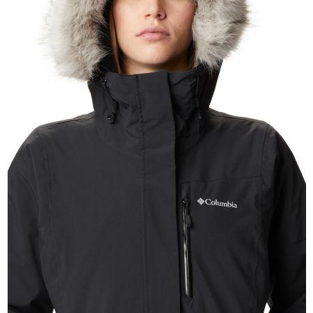 Women's insulated ski jacket - Columbia AVA INSULATED JACKET - 5